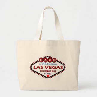 Have A Fabulous Las Vegas Valentine's Day Tote Bag
