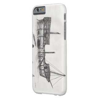 Havererad frakt barely there iPhone 6 fodral