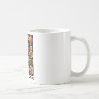 Havet sprutar (Ascidians - Artforms av naturen) Kaffe Kopp
