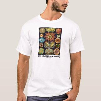 Havet sprutar (Ascidians - Artforms av naturen) Tshirts