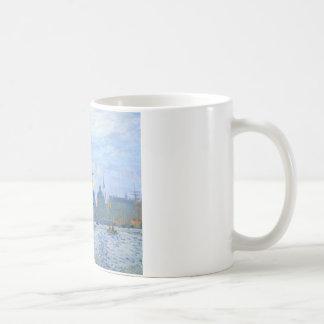 Havren, handelbassinen vid Claude Monet Kaffemugg
