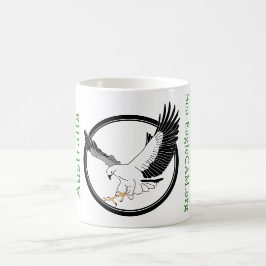 Havs-EagleCAMlogotypmugg Kaffemugg