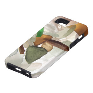 Havsexponeringsglas eller strandexponeringsglas iPhone 5 skal