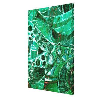 Havsexponeringsglas II Canvastryck