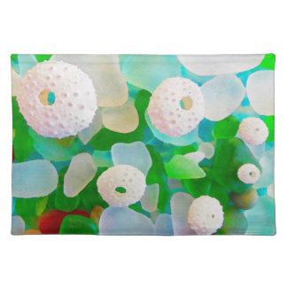 Havsexponeringsglas- och havsgatubarnsnäckor
