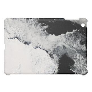 Havsis i det sydliga hav iPad mini mobil fodral