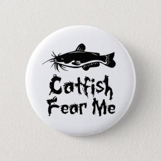 Havskatten fruktar mig standard knapp rund 5.7 cm