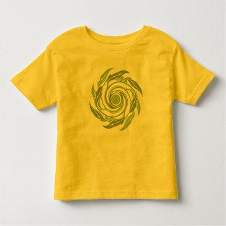 Havsogräset virvlar runt skjortan t-shirts