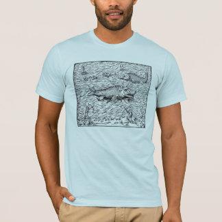 Havsormar och Whalingfrakter Tröja