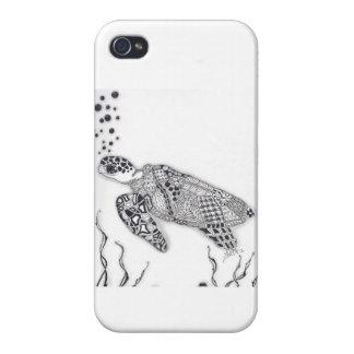 Havssköldpadda iPhone 4 Hud