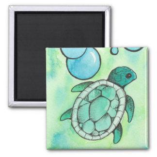 Havssköldpadda Magnet