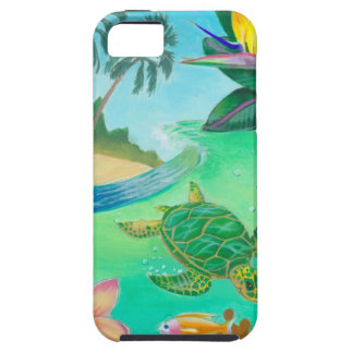 Havssköldpadda Tough iPhone 5 Fodral
