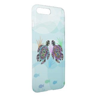 Havssköldpaddaglöd iPhone 7 Plus Skal