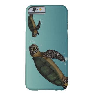 Havssköldpaddor Barely There iPhone 6 Skal