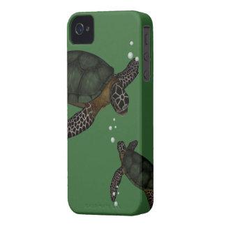 Havssköldpaddor Case-Mate iPhone 4 Cases