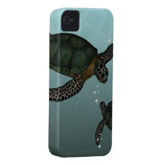 Havssköldpaddor iPhone 4 Fodral