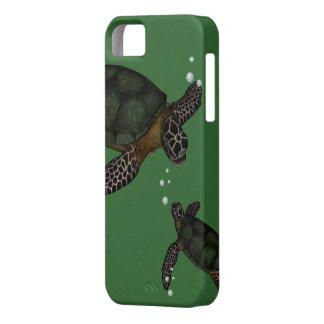 Havssköldpaddor iPhone 5 Fodral