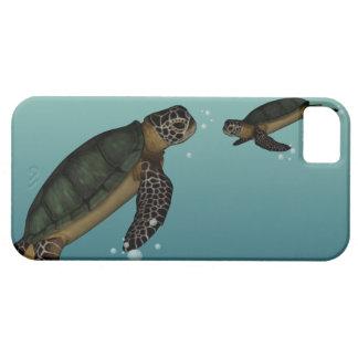 Havssköldpaddor iPhone 5 Hud