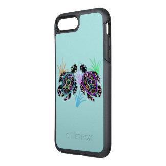 Havssköldpaddor OtterBox Symmetry iPhone 7 Plus Skal