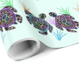 Havssköldpaddor Presentpapper