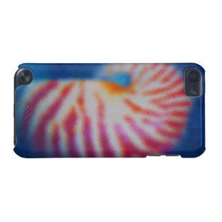 Havssnäcka under vatten iPod touch 5G fodral