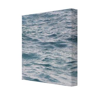 Havsvågaraffisch Canvastryck