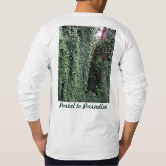 Hawaianska djungelVines T-shirts