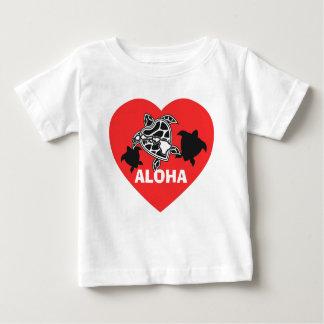 Hawaii Aloha sköldpaddaskjorta T-shirts