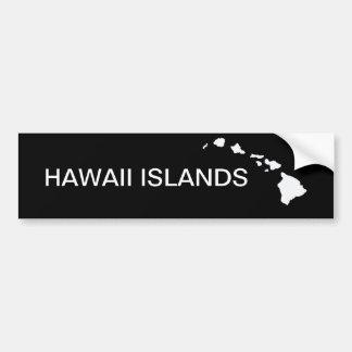 Hawaii åtta öar bildekal