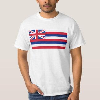 Hawaii flagga tshirts