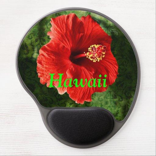 Hawaii Gel Mousepad Gelé Musmatta