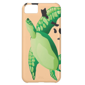 Hawaii grön havssköldpadda iPhone 5C fodral