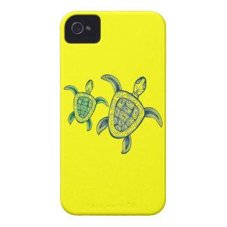 Hawaii gröna havssköldpaddor iPhone 4 Case-Mate case