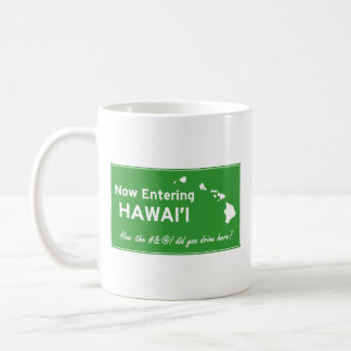 Hawaii Kaffemugg