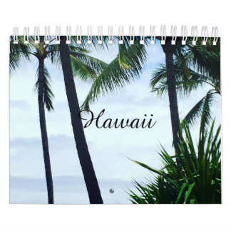 Hawaii Kalender