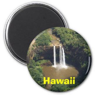 Hawaii magnet magnet rund 5.7 cm