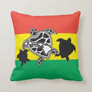 Hawaii Reggaesköldpadda Kudde