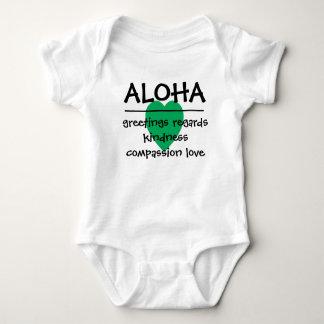 Hawaii skjorta - Aloha Tshirts