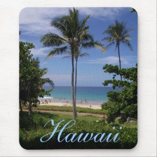 Hawaii strandplats musmatta