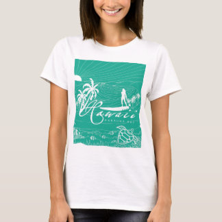 Hawaii surfa 213 tee shirt