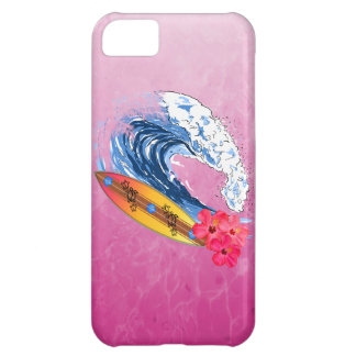 Hawaii surfa iPhone 5C fodral