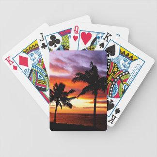 HawaiiboAloha stil Spelkort