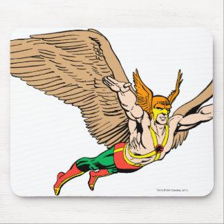 Hawkman flugor musmatta