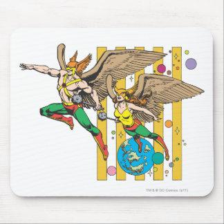 Hawkman & Hawkwoman Musmatta