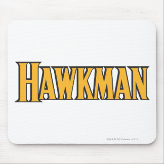 Hawkman logotyp musmatta