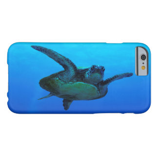 Hawksbill havssköldpadda på den underbara barely there iPhone 6 fodral