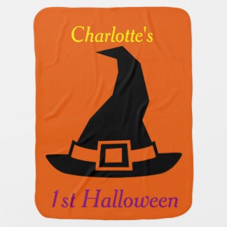 Häxa 1st Halloween för hatt personlig
