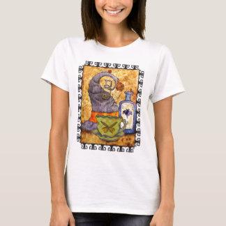 Häxa Tea T Shirts