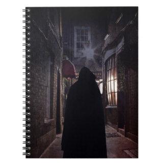Häxor av natten anteckningsbok