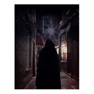 Häxor av natten vykort